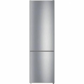 Combina frigorifica Liebherr Confort DNml 48X13, 338 l, Clasa A++, NoFrost, H 201.1 cm (Inox)