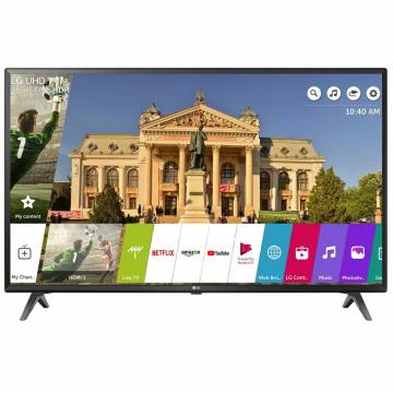 Televizor LED Smart LG, 108 cm, 43UK6300MLB, 4K Ultra HD