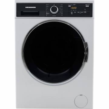 Masina de spalat rufe Heinner HWM-V914T, 9 Kg, 1400 RPM, Clasa A+++, Display Digital, Touch control, Sistem Eco Logic, Alb