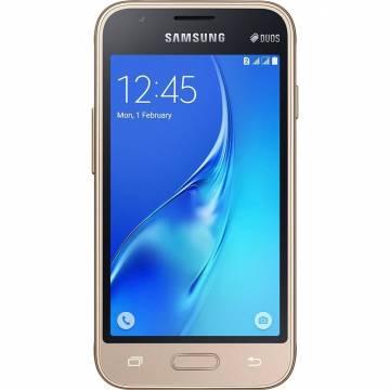 Telefon mobil Samsung Galaxy J1 Mini, Dual Sim, 8GB, Auriu