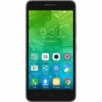 Telefon mobil Lenovo VIBE C2, Dual Sim, 8GB, 4G, Black