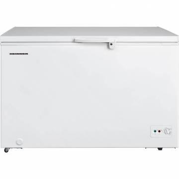 Lada frigorifica Heinner HCF-M362CA+, 359 l, Clasa A+, Sistem Convertibil Frigider/Congelator, Control mecanic, Alb