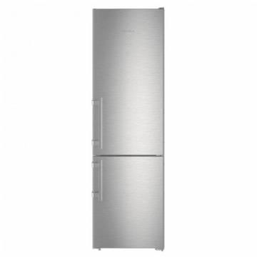 Combina frigorifica Liebherr Confort CNef 4015, 356 l, Clasa A++, H 201 cm, Inox