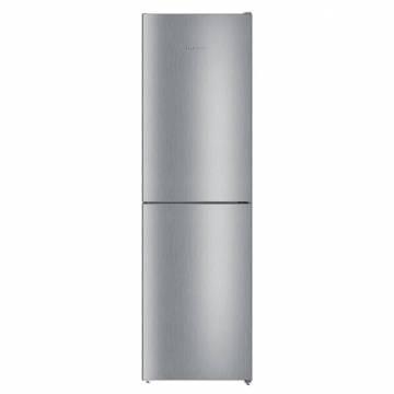 Combina frigorifica Liebherr Cnel 4713, 328 l, Clasa A++, No Frost, H 201 cm, Argintiu