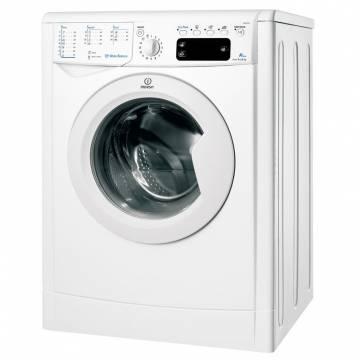 Masina de spalat rufe Indesit IWE 61051 C ECO EU, 6 kg, 1000 rpm, Clasa A+, Alb