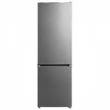 Combina frigorifica Serreno SCS-305XA++, 305 L, clasa A++, sistem de racire static, H 188 cm, Inox