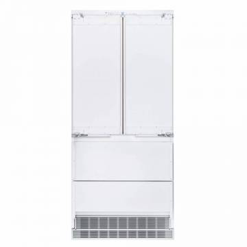 Combina frigorifica incorporabila Liebherr ECBN 6256, 471 l, NoFrost, Clasa A++, H 203 cm