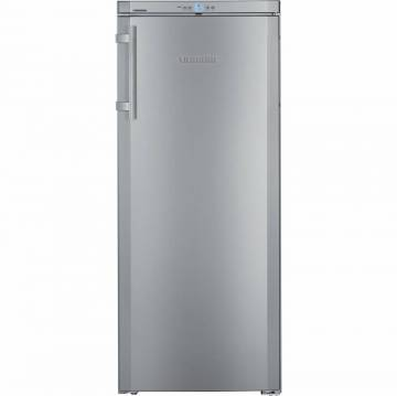 Congelator Liebherr GNPef 2313, 185 l, 6 sertare, Clasa A++, NoFrost, H 144.7 cm, Inox