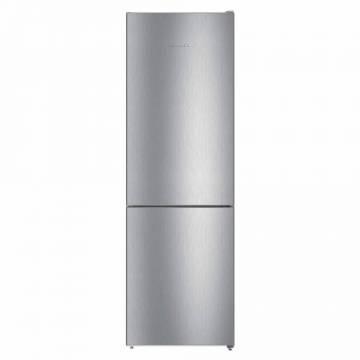 Combina frigorifica Liebherr DNHml 43X13, 304 L, SuperFrost, DuoCooling, VarioSpace, SuperFrost, Clasa A+++, Inox