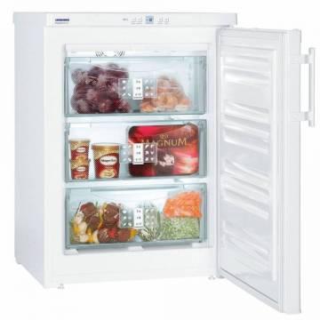 Congelator Liebherr Premium GNP 1066, 91 l, NoFrost, Display MagicEye, H 85.1, Alb