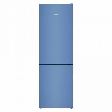 Combina frigorifica Liebherr CNfb 4313, 304 l, Clasa A++, No Frost, H 186 cm, Albastru