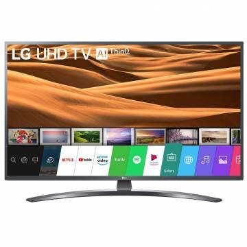 Televizor Smart LED, LG 55UM7400PLB, 138 cm, Ultra HD 4K