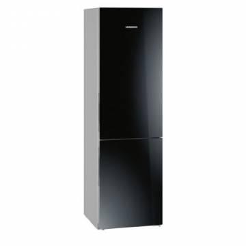 Combina frigorifica Liebherr Premium CBNPgw 4855, 344 l, Clasa A+++, No Frost, BluPerformance, Display touch, DuoCooling, H 201 cm, Sticla alba