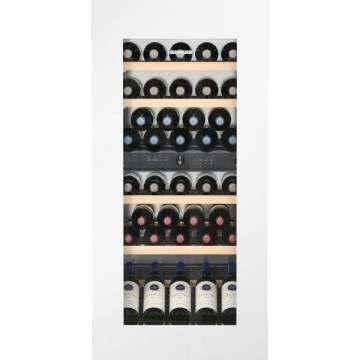 Vitrina pentru vin incorporabila Liebherr EWTgw 2383, 169 L, Clasa A, Sticla alba