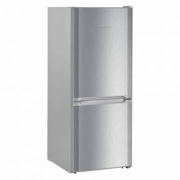 Combina frigorifica Liebherr CUel 231, SmartFrost, A++, 209 L, Argintiu