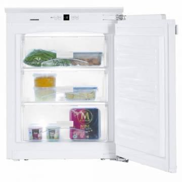 Congelator incorporat Liebherr IG 1024, 73 L, Smart Frost, Clasa A++, Alb