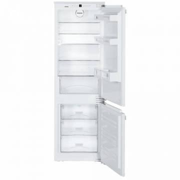 Combina frigorifica incorporabila Liebherr ICP 3324, 274 L, SmartFrost, VarioSpace, SpuerFrost, Clasa A+++, Alb