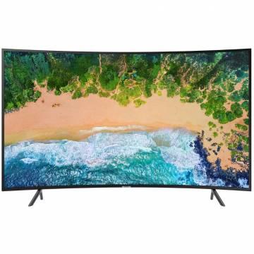 Televizor LED Curbat Smart Samsung, 138 cm, 55NU7372 , 4K Ultra HD