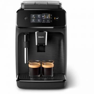Espressor automat Philips EP1200/00, 1.8 L, 1500 W, 15 bar, AquaClean, Negru