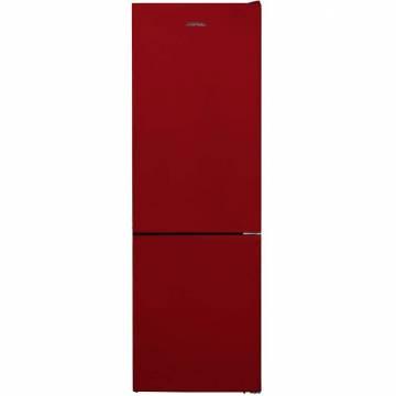 Combina frigorifica Siltal Primo IHMC33R, 336 l, A+, Less Frost, Raft vinuri, H 186 cm, Rosu