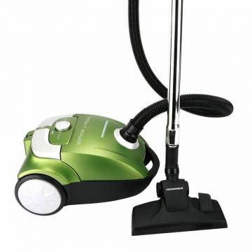 Aspirator cu sac Heinner Eco Power HVC-E700GR, 700W, Tub telescopic, Verde