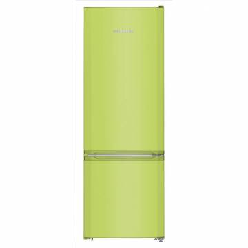 Combina frigorifica Liebherr Comfort CUkw 2831, 265 l, Clasa A++, Congelator SmartFrost, Variospace, H 161.2 cm, Verde