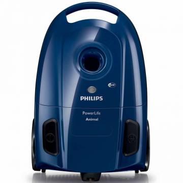 Aspirator cu sac PHILIPS FC8326/09, 3 l, 750W, Albastru