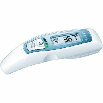 Termometru Multifunctional 6 in 1 Sanitas cu infrarosu, SFT 65