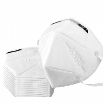 Masca protectie antivirus clasa KN95 FFP2, 4 straturi FPP2, set 4 buc