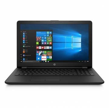 Laptop HP 15-RB017NQ, AMD Dual-Core A4-9120, 4 GB DDR4, 500 GB, FreeDOS, Negru