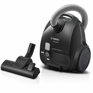 Aspirator cu sac Bosch Compaxx`x BZGL2X100, 3.5 L, 600 W