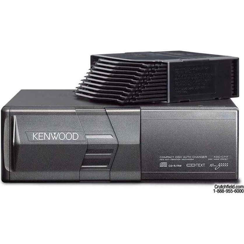 Magazie Auto Kenwood KDCC717, 10 CD