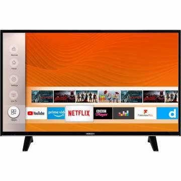 Televizor LED Horizon Smart TV 39HL6330F/B, 98 cm, Negru, Full HD