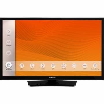 Televizor LED Horizon 24HL6100H/B, 60 cm, Negru, HD Ready