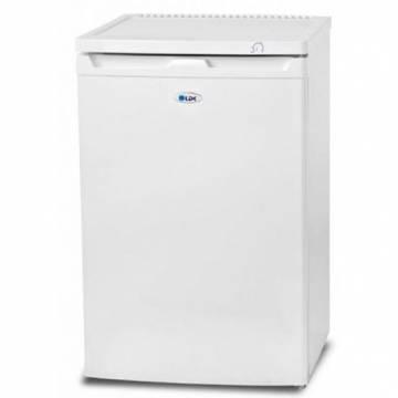Congelator LDK BDC 100, Clasa A+, Capacitate 86 L, H 85 cm, 3 sertare, 5 ani garantie, Alb