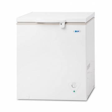 Ladă frigorifică LDK BD 210, Clasa A+, Capacitate 198L, 5 ani garanție, alb