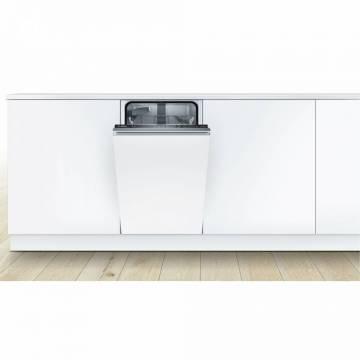 Masina de spalat vase incorporabila Bosch SPV24CX00E, 9 seturi, 4 programe, Clasa A+, 45 cm