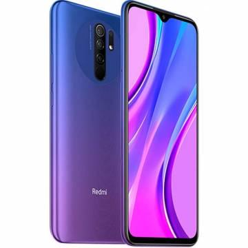 Telefon mobil Xiaomi Redmi 9, Dual SIM, 32GB, 3GB RAM, 4G, Sunset Purple