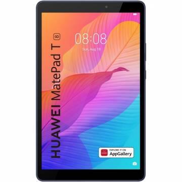 Tableta Huawei MatePad T8, Octa-Core, 8 inch, 2GB RAM, 16GB, Wi-Fi, Deepsea Blue