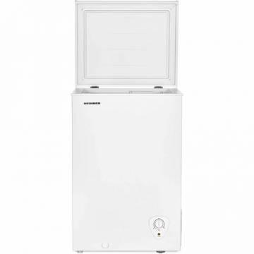 Lada frigorifica Heinner HCF-H98A+, 95 l, Control mecanic, Clasa A+, Alb
