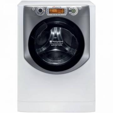 Masina de spalat rufe Hotpoint Aqualtis AQ83D29, 8 kg, 1200 RPM, Clasa A+++, Motor Inverter, Display LCD, Alb