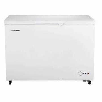 Lada frigorifica Heinner HCF-H306F+, 306 l, Clasa A+, Alb