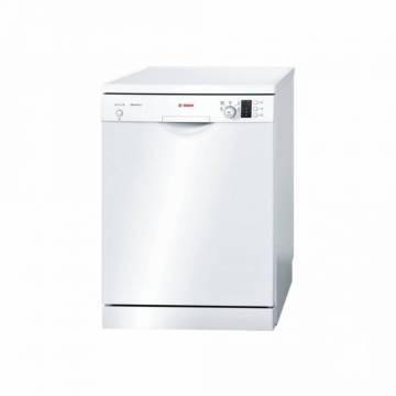 Masina de spalat vase Bosch SMS25AW02E, 12 seturi, 5 programe, Clasa A++, 60 cm, Alb
