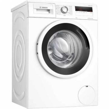 Masina de spalat rufe Bosch WAN24164BY, 8 kg, 1200 rpm, Clasa C, EcoSilence Drive, ActiveWater, SuperQuick 30, 60 cm, Alb