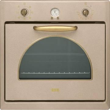 Cuptor Incorporabil Franke Country CM 55 G OA, Cuptor Gaz, 60cm, Volum 59l, 5 Functii, Grill Electric, Avena