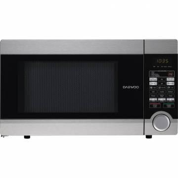 Cuptor cu microunde Daewoo KQG-1N4A, 31 l, 1000 W, Digital, Grill, Inox