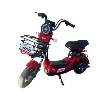 Scooter electric RDB Tulcea 001 500 W Rosu
