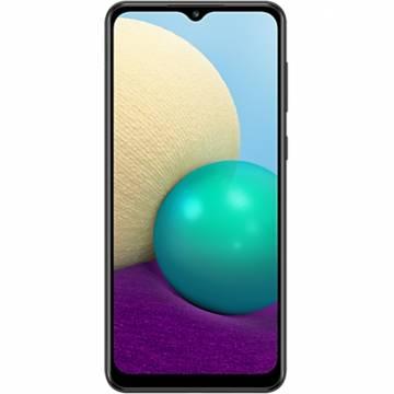 Telefon mobil Samsung Galaxy A02 (2021), Dual Sim, 32GB, 3GB RAM, Black