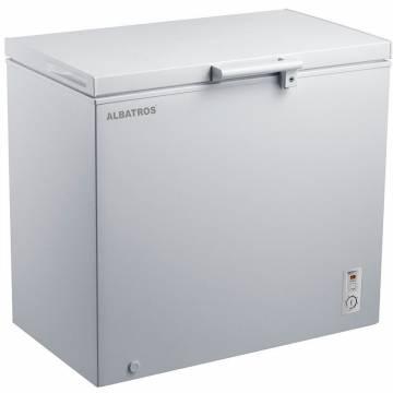 Lada frigorifica Albatros LA170A+, Clasa A+, 145 l, 3 Ani garantie, Alb