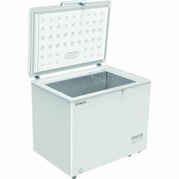 Lada frigorifica Samus LS 280A+, 260 litri, Clasa A+, 3 Ani garantie, Alb